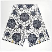 2019 High quality batik wax african prints in fabric dutch cotton 100% 6yards cottonV-L 731