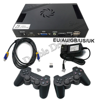 Video Game Console 4K HDMI Output Retro 3188 Classic Family Video Games Wireless Double Gamepad Console