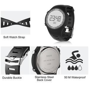 Image 5 - Digital Outdoor Sport Running Men Watches Waterproof Multifunctional Alarm Clock Hours Stopwatch Women EZON L008