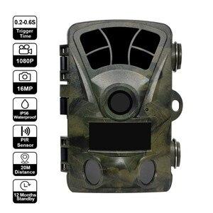 16MP PIR Sensor Hunting Game T