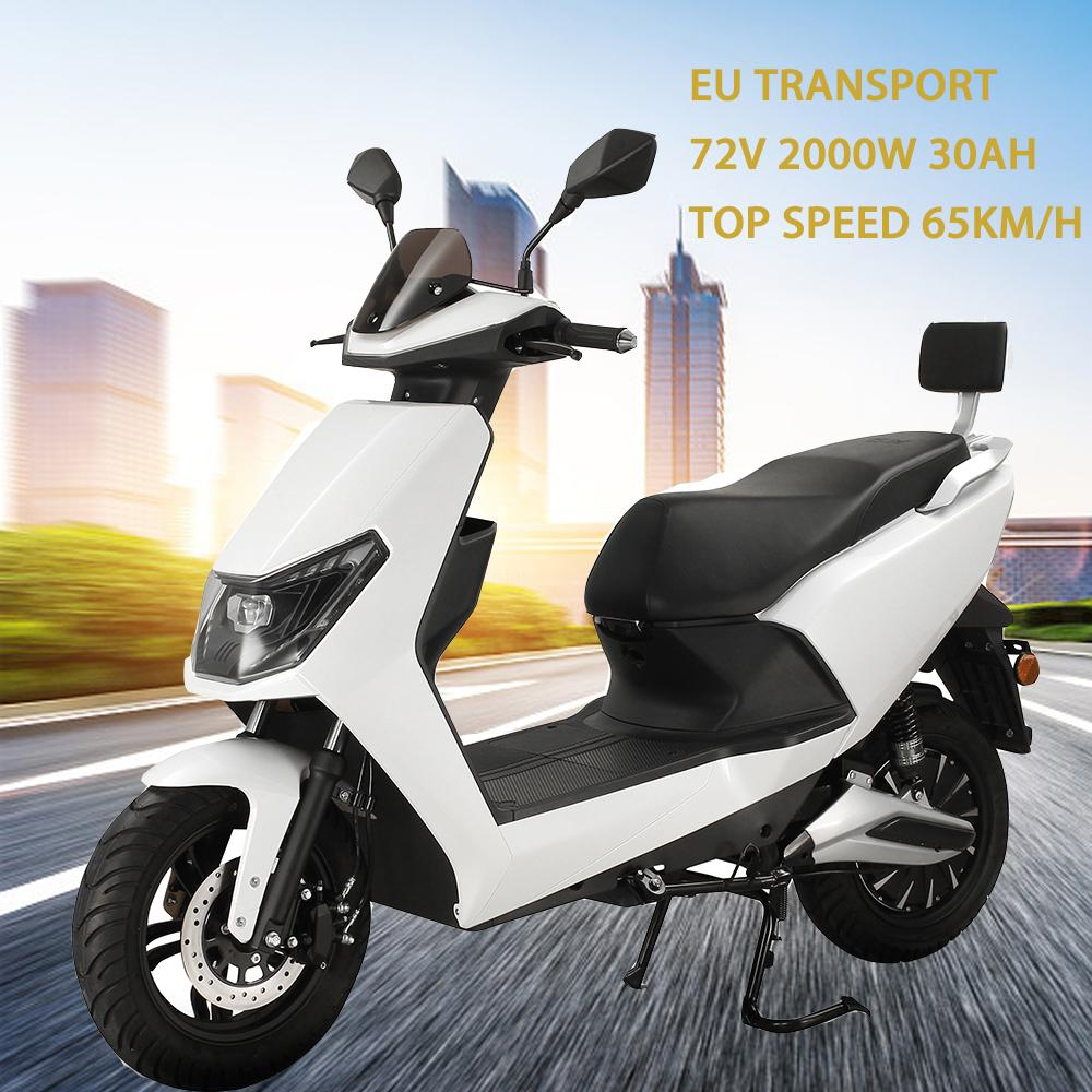 Электрический мотоцикл скутер 2000 Вт 65 км/ч Электрический скутер автомобиль электрический велосипед с CE Bicicleta Eletrica EU транспорт