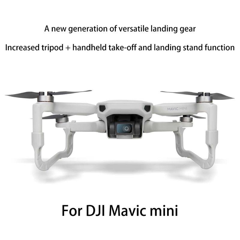 1Set Landing Gear Kits Safety Height Extender For DJI Mavic Mini Drone Accessory