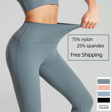 High Waist Naked feeling Leggings Push Up Sport Women Fitness Running Yoga Pants Energy Seamless Leggings Gym Girl leggings