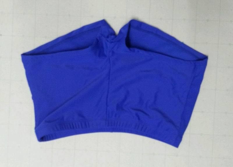 Women's Multi-color Boxer Swimming Trunks Swimsuit Women's
