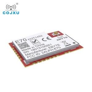 Image 4 - CC1310 433 MHz IOT SMD ebyte E70 433T14S2 rf Drahtlose uhf Modul Sender und Empfänger 433 MHz RF Modul UART