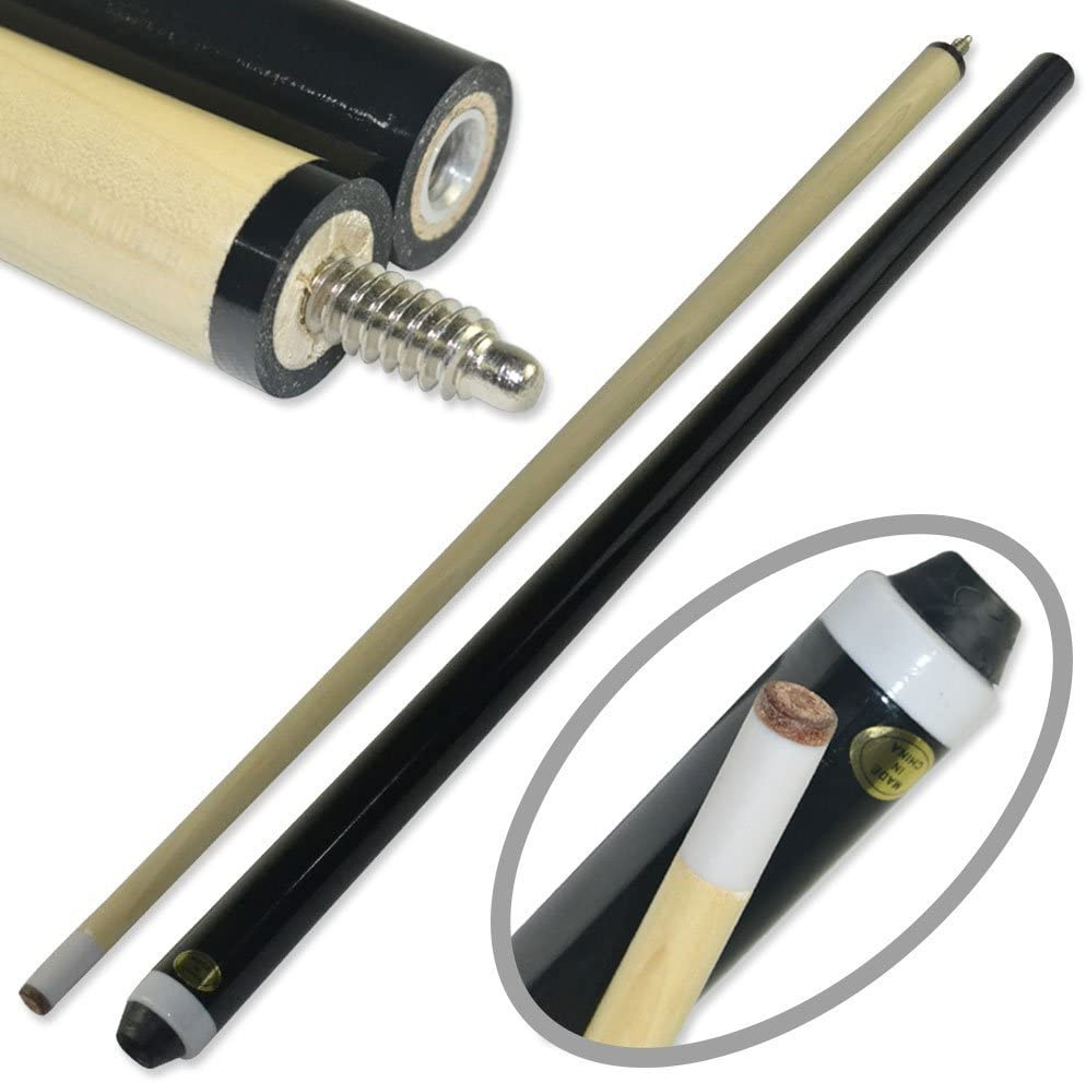 CUESOUL Kids CUE 48 Inch 1/2 Jointed Billiard Pool Cue For Training