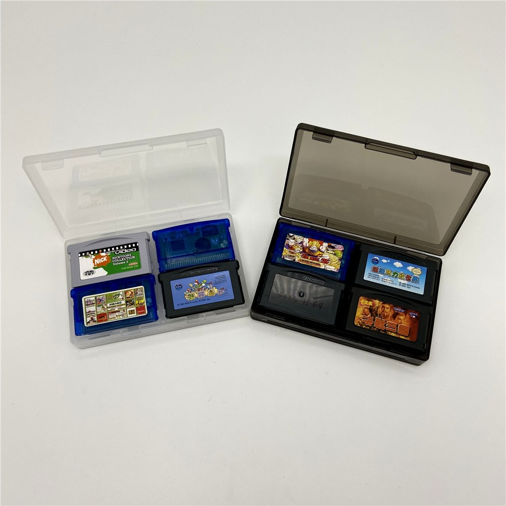 Game Storage Box Collection Box Protection Box Game Card Box For Gameboy ADVANCE GBA GBASP Games