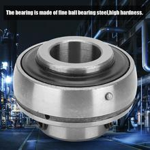 1 Pcs UC201/UC201-8 Stainless Steel Bearing Insert 1/2inch Cylindrical Ball