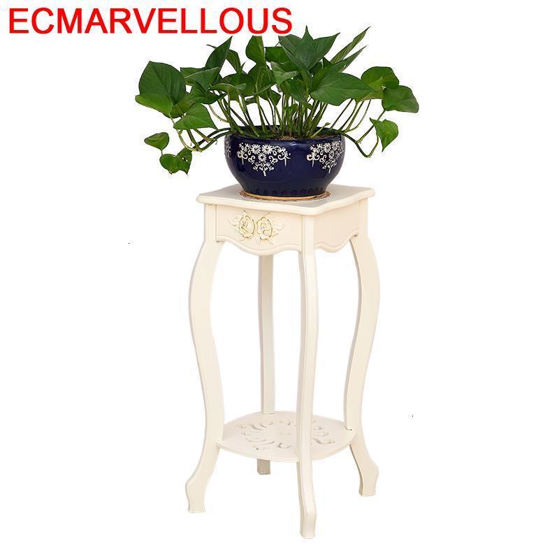 Estante Flores Etagere Pour Plante Repisa Plantas Estanteria Para Macetas Balcony Dekoration Rack Flower Shelf Plant Stand