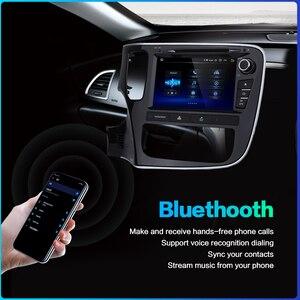 "Image 4 - Dasaita 8 ""Android 10 Octa çekirdek araba GPS Mitsubishi Outlander 2014 için DVD OYNATICI Stereo oto radyosu kafa ünitesi multimedya Video"