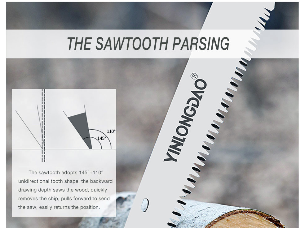 AI-ROAD the sawtooth parsing