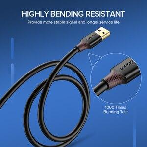 Image 4 - Ugreen USB к USB Удлинительный кабель Тип A папа к мужчине USB 3,0 2,0 удлинитель для радиатора жесткий диск веб камера USB кабель удлинитель