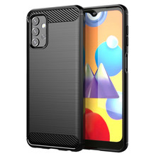 For Samsung Galaxy A32 4G Case Business Silicone Rugged Armor Soft Cover Case For Samsung A32 4G Phone Case 6.4 Inch