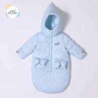 Bilemi online wholesale designer handmade cheap plain cute funny unisex warm newborn baby rompers for winter