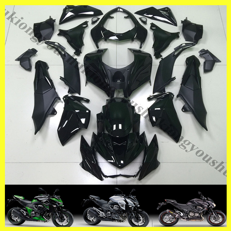 Hot Sales For Kawasaki Z800 2013 2014 2015 2016 Year Aftermarket Motorcycle Bodyworks Fairing Matte Color (Injection Molding)