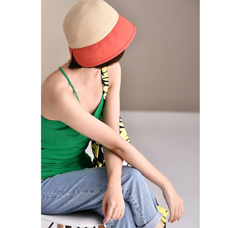 Летняя шляпа в рыбацком стиле MICOCO A0360|Женские кепки летнии|   | АлиЭкспресс