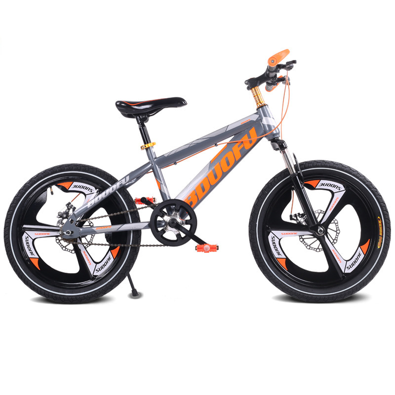Children's mountain <font><b>bike</b></font> Cycling <font><b>Equipment</b></font> Carbon steel premium brand bicycle 16 18 20 Inch image