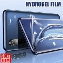 Für Vivo NEX 3 Hydrogel Film für Vivo IQOO Pro Nex3 Y71 Y97 Z3 V11i Z3i Y66 Y67 Y65 V5 lite V9 Y85 Y93 Y95 Y70 Z5X Nicht Glas