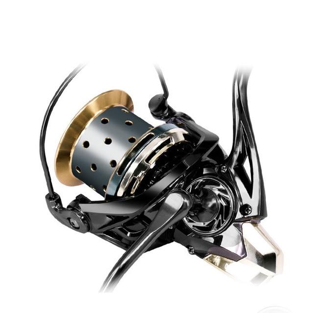 Sea Fishing Catfish Spinning Reel 5