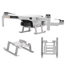 Набор Быстросъемных посадочных шасси для DJI Mavic мини-дрона удлинитель высоты защита для длинных ног подставка Gimbal Guard аксессуар