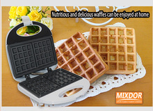Waffle Maker Home Waffle Machine Breakfast Machine MIX-803 Waffle Machine 750W 220V china popular design cherry flower shaped waffle machine waffle cake maker fob reference price get latest price