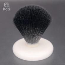 Beard-Care-Tool Synthetic-Hair Knots Boti Handmade Brush-Black Bulb Daily Exclusive