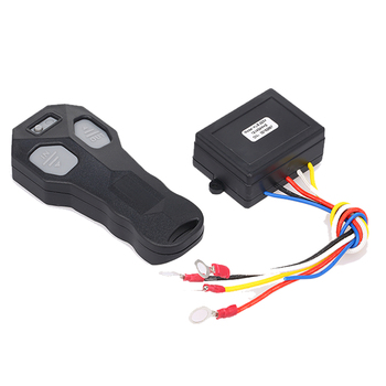 Winch Wireless Remote Control Set Kit for Jeep ATV SUV Offroad DC 12v Wireless Winch Remote Control