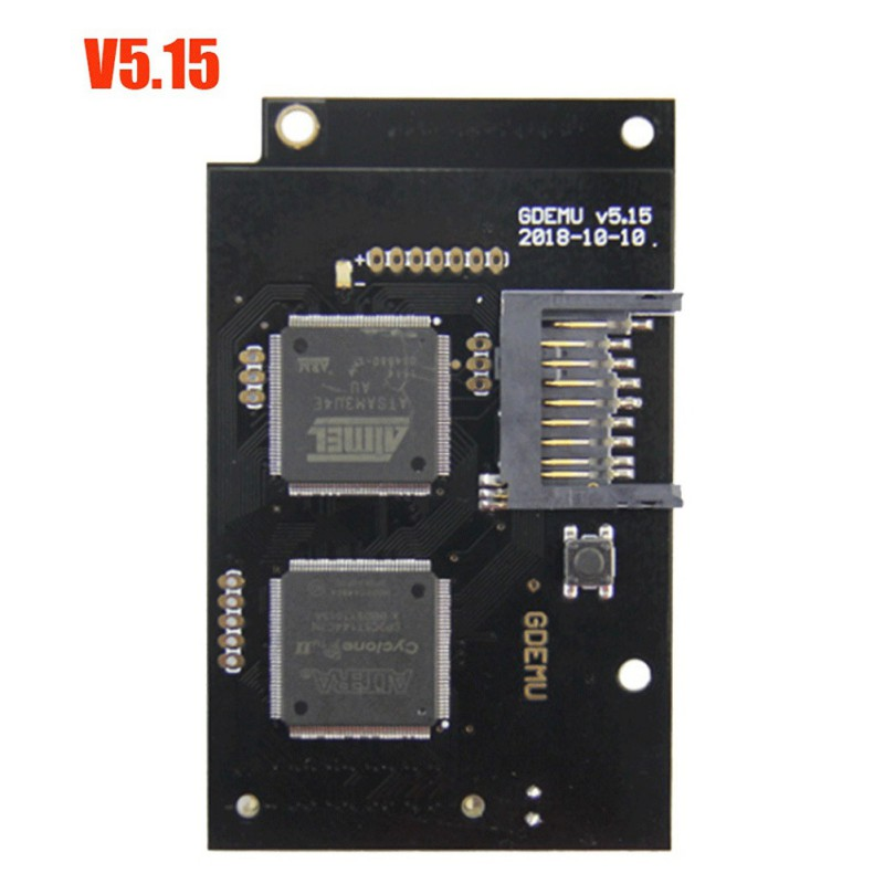 Optical Drive Simulation Board For DC Game Machine the Second Generation Built-in Free Disk replacement For GDEMU New image