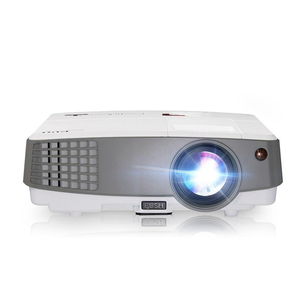 600d + проектор домашний проектор Hd светодиодный мини прочный проектор мини проектор - 6