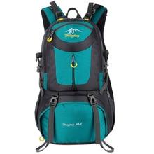 40L 60L Waterproof Outdoor Travel Backpack Rucksack Camping Hiking Trekking Unisex Luggage Large Capacity Bag Mochila