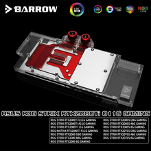 GPU Barrow Watercooler Gaming RTX2080TI STRIX Asus Rog O11G for Rtx2080ti/O11g/A11g/..
