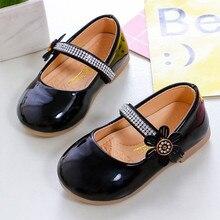 На весну для девочек принцесса обувь для малышей младенцев Детские цветы тонкие туфли Босоножки обувь для детей платье принцессы для девочек