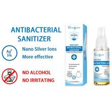 30 ML Disposable Hand Sanitizer Spray Anti Bacteria Moisturizing Waterless Safe Hand Wash Disinfectant Gel Sterilization