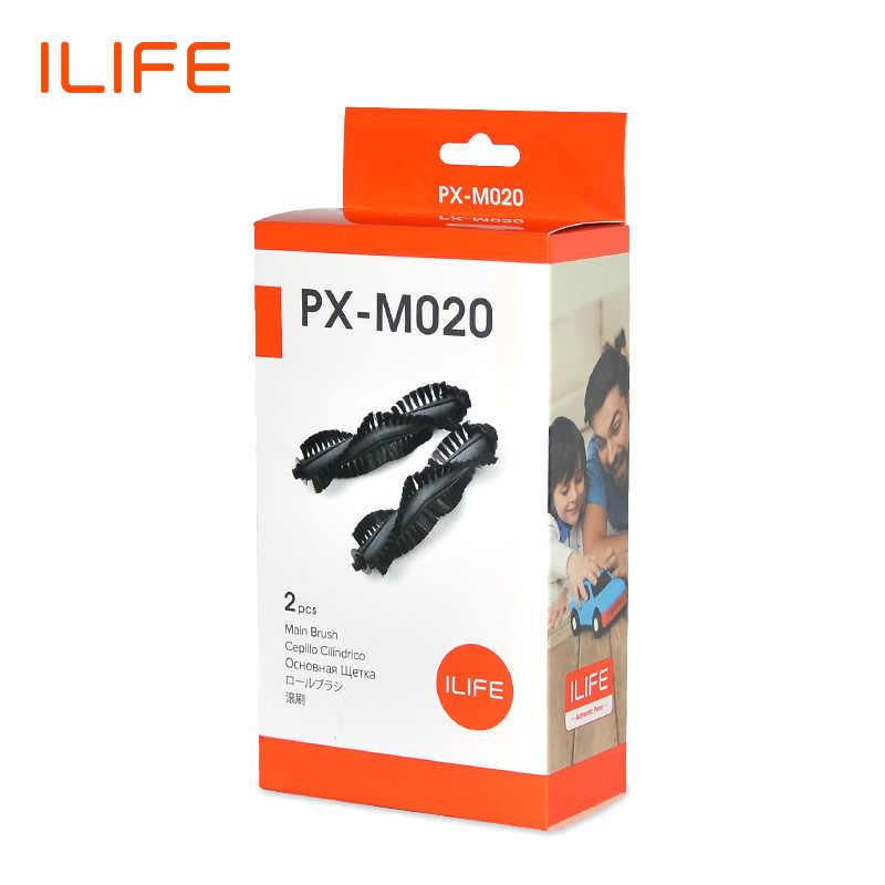 ILIFE A4s Roller Pinsel Wichtigsten Borsten Pinsel Ersatz Kits für Roboter Vakuum PX-M020