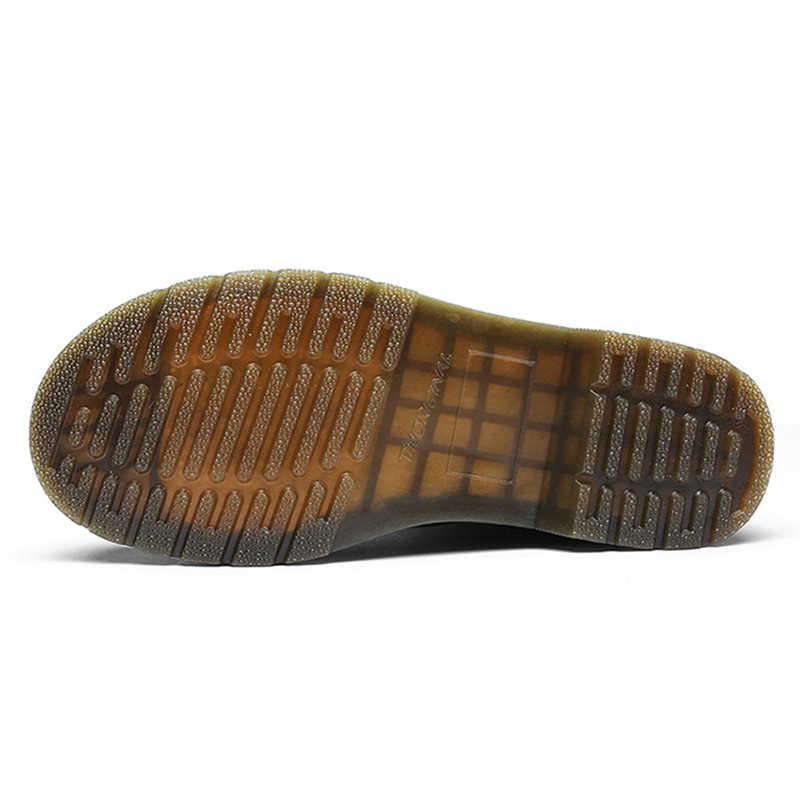 Yeni Kadın çizmeler kadın ayakkabıları Peluş Sıcak Kış Botları Motosiklet Botları Kadın Kış Ayakkabı Martin Çizmeler Patik Artı Boyutu 43