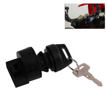 Ignition Key Switch For Polaris RZR 570 S rzr 800 S rzr 900 rzr 1000 XP Turbo 3 Position Fe26