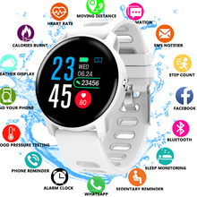 IP68 Waterproof Smart Watch Men Fitness Tracker Heart Rate monitor Smartwatch Women Clock for android IOS Phone