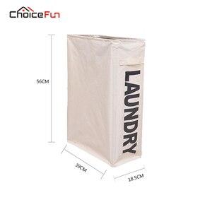 Image 3 - Wybór zabawa wodoodporna duża łazienka brudne ubrania tkanina składany kosz duże składane miejsce do przechowywania kosz na pranie z kółkami