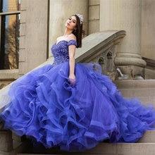 Женское вечернее платье без бретелек бальное для выпускного