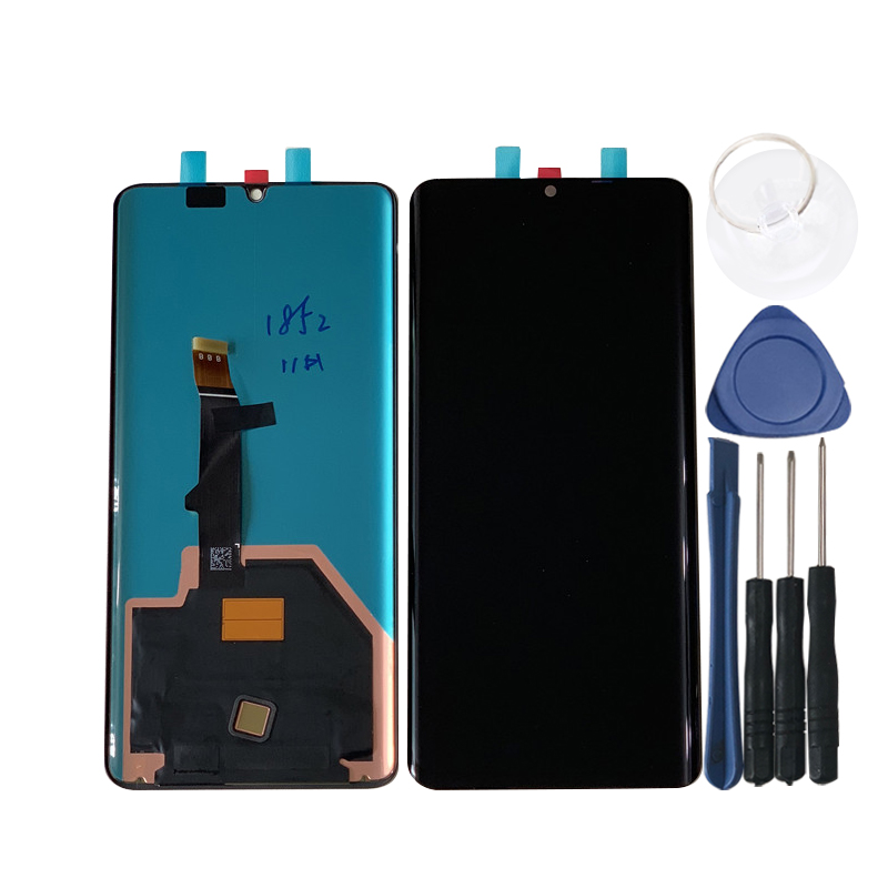 "Image 5 - Original Axisinternational For 6.47"" Huawei P30 Pro VOG L29 VOG L09 OLED LCD Screen Display+Touch Panel Digitizer No Fingerprint-in Mobile Phone LCD Screens from Cellphones & Telecommunications"