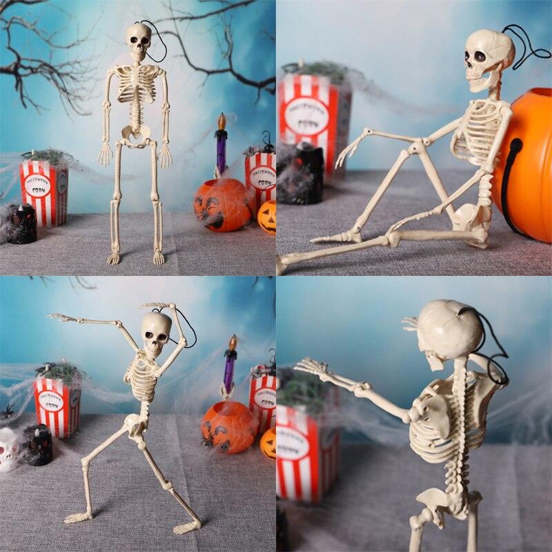 Активная человеческая кость модель анатомический Скелет медицинская модель скелета обучение Хэллоуин вечерние украшения скелет Искусство Эскиз