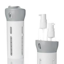 Портативный дозатор лосьона 4 в 1 лосьон шампунь гель для душа суб-бутылка путешествия эмульсия розлива дропшиппинг