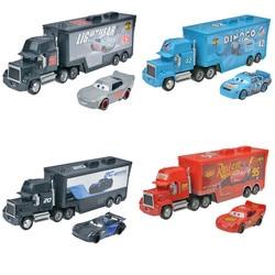 Brand New Cars Disney Pixar Cars 3 Cars 2 Lightning McQueen 1:55 Diecast Metal Alloy Model Car Toy for Children Christmas Gift