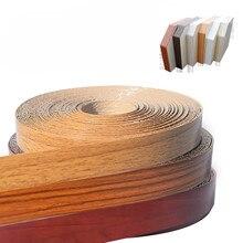 10 м с горячим расплавом мебельная облицовочная кромка ленты защитная лента клейкая облицовка для кабинетный стол с деревянной поверхность...