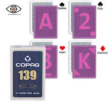 Playing-Cards Paper Board-Game Poker Contact-Lenses Anti-Cheating-Device Copag Marked