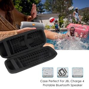 Image 4 - Protable EVA Hard Travel Protective Case For JBL charge4 charge 4 Wireless Bluetooth Speakers & Extra Space with Accessories