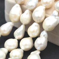 Natural freshwater pearls High quality large particles Baroque beads Jewelry making DIY necklaces Bracelets Earrings Accessories