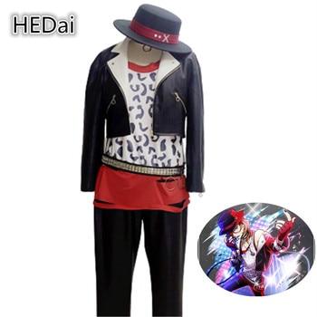 Anime Cosplay Bungo Stray Dogs Dazai Osamu Nakahara Chuuya Cosplay Costume Man Suits Coat+Shirt+Pants недорого