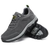 Nieuwe Mannen Wandelen Platte Bodem Mans Tennis Mannelijke Sneakers Outdoor Camping Comfortabele Antislip Running Training Casual Sport schoenen