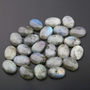 10pcs Natural Stone Elliptical shape Labradorite Cabochon No Hole Beads for Making Jewelry DIY accessories Loose Beads 7 8mm natural freshwater pearls beads half drilled hole loose beads for diy jewelry making earrings craft accessories 10pcs